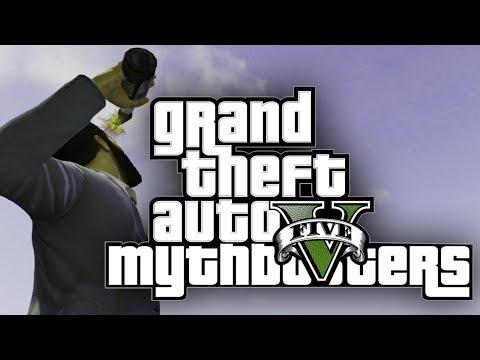 GTA 5 Style MythBusters Spoof - Episode 11