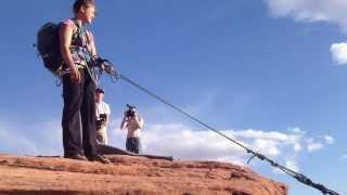 Crazy Rope Swing