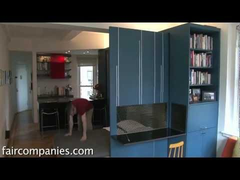 Awesome - Small Apartment Becomes Very Spacious