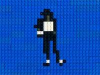 Awesome - Michael Jackson's Thriller Dance In LEGO