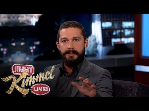 Shia LaBeouf Talks About How He Got Arrested