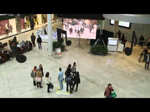 Epic - Live Augmented Reality At A Mall