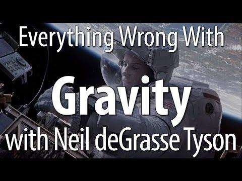 Movie Mistakes From Gravity With Neil deGrasse Tyson