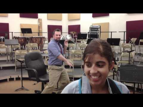 Jokes - Teachers Dance Behind Students