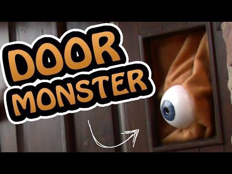 Monster Behind The Door Halloween Costume