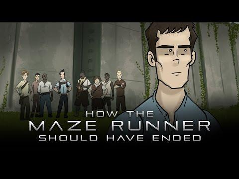 How It Should Have Ended - Maze Runner Movie
