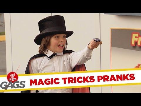 Ultimate Just For Laughs Pranks - Magic Tricks Edition