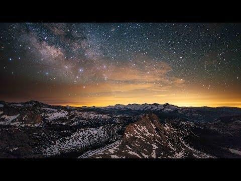 Amazing Timelapse Of Yosemite