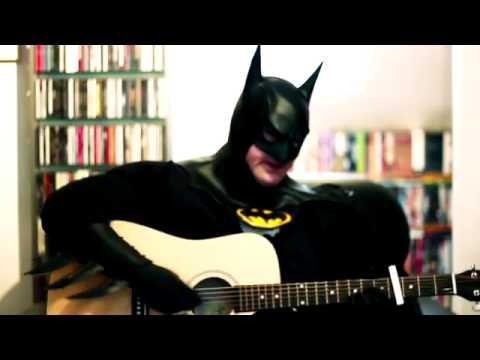 Batman's Cover Of Kiss From A Rose Song
