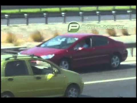 FAIL - Driver Going Wrong Way On Highway