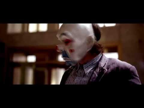The Dark Knight Rises Bank Robbery Scene With GTA Audio