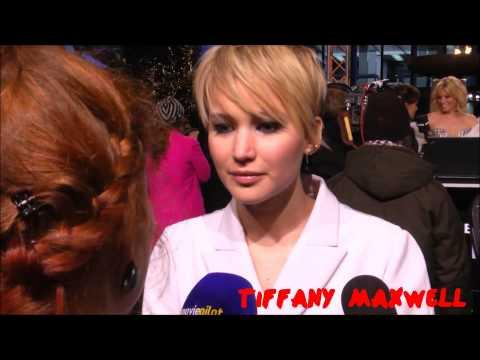 Jennifer Lawrence Is Hilarious Compilation - Part 22