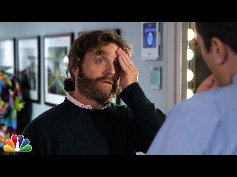 Zach Galifianakis And Jimmy Fallon Make Excuses To Avoid Hanging Out