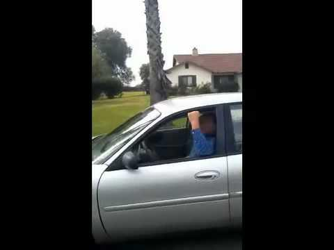 Crazy - Guy Chases Down A Drunk Hit And Run Driver
