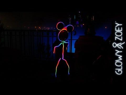 Cute Little Girl's LED Halloween Costume