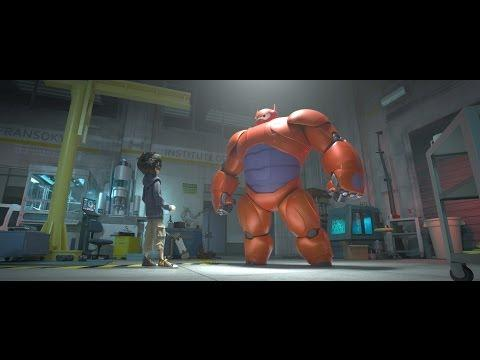 Funny Trailer For Disney's Big Hero 6