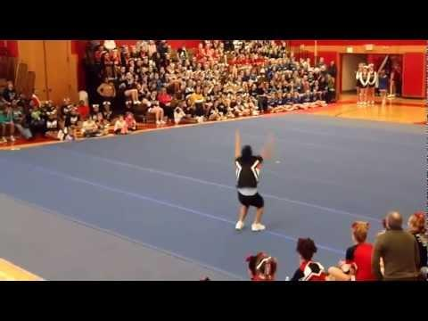 WIN - Guy Turns Gymnastic FAIL Into WIN