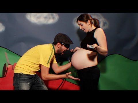 Cute Pregnancy Timelapse