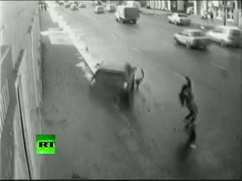 WIN - Luckiest Guy In The World Escapes Accident
