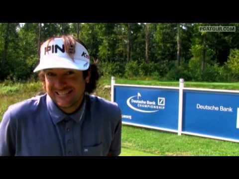 Funny Moments Of Bubba Watson