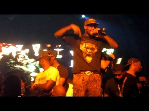Cool - Lebron James Raps At LMFAO's Concert Party