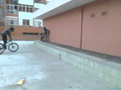 FAIL - Bike jump
