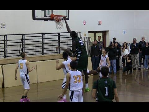 Awesome - Tallest High School Basketball Player