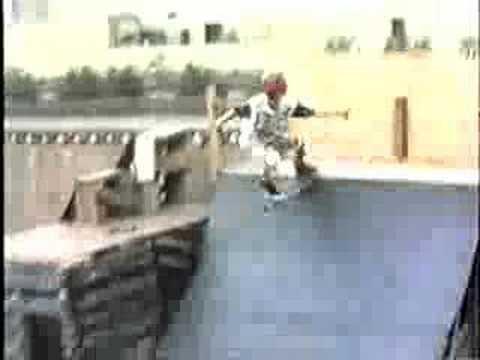 Jokes - Best Skateboard Trick Ever