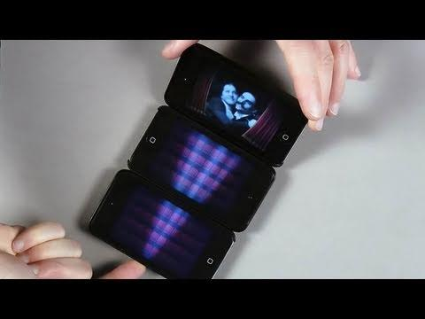 Awesome - Magic Tricks Using iPod