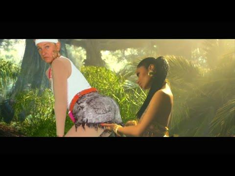 Nicki Minaj's Anaconda Song Featuring Ellen DeGeneres