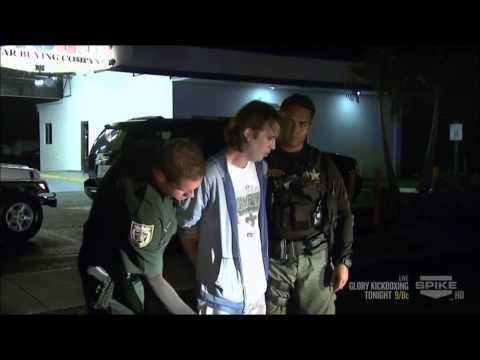 Funny DUI Arrest Reaction