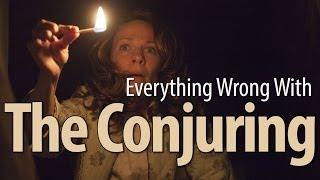 Movie Mistakes From The Conjuring In 7 Minutes Or Less