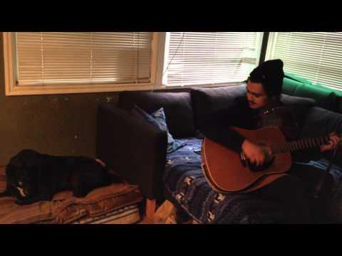 Dog Jamming With The Guy
