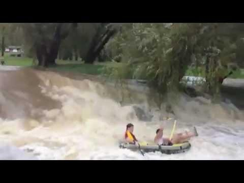 Jokes - Rafting In Australia FAIL