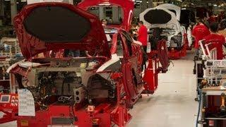 How Its Made - Tesla Model S Electric Car