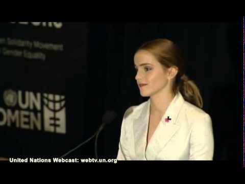 Moving Speech About Feminism By Emma Watson