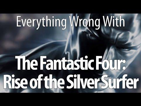 Movie Mistakes From Fantastic Four - Rise Of The Silver Surfer