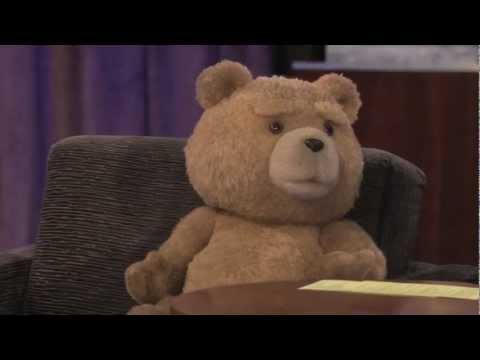 Jimmy Fallon - Ted Bear Interview
