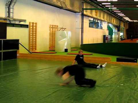 FAIL - Front Flip Faceplant Slide