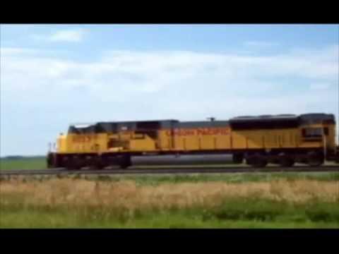 FAIL - Guy Screams At Trucks And Trains