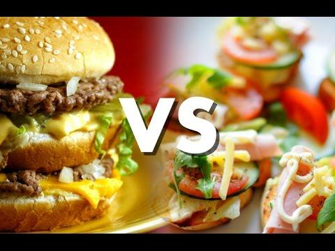 Food Critique Tricked Into Eating McDonald's Food