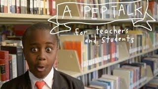 Message To Students And Teachers From Kid President