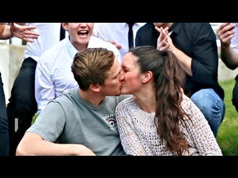 Real Life Kiss The Girl Prank