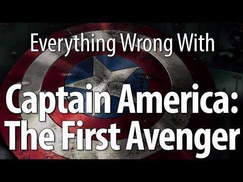 Movie Mistakes From Captain America - The First Avenger