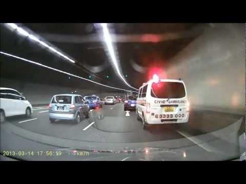 Wtf Truck Sales >> FAIL - Driver Refuses To Let Ambulance Pass