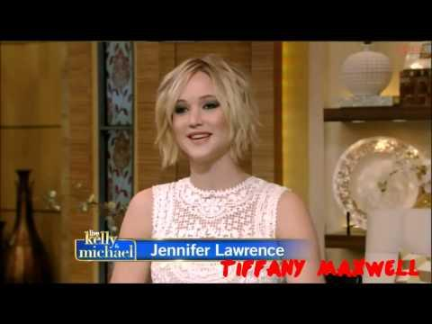 Jennifer Lawrence Is Hilarious Compilation - Part 27