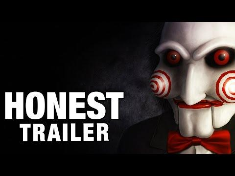 Funny And Honest Saw Movie Trailer