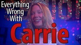 Movie Mistakes From Carrie