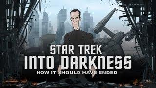 How The Star Trek Into Movie Should Have Ended