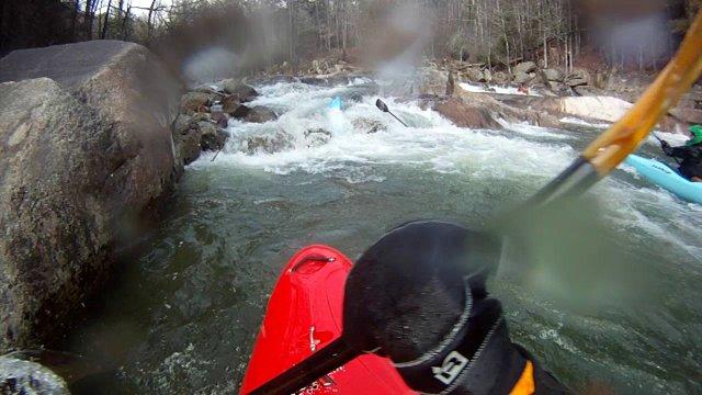 Kayaker Saved From Drowning By Team Latestart